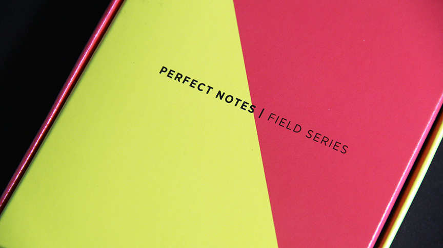 Perfect notebooks box