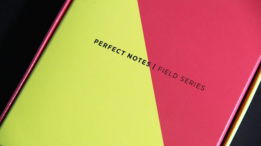 Perfect notebooks box