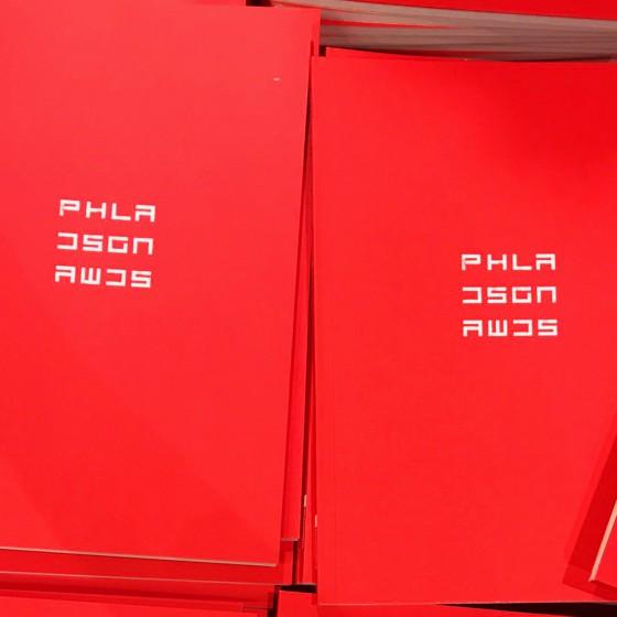 AIGA Philadelphia catalogs