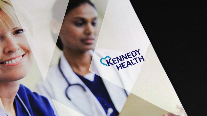 hospital marketing materials