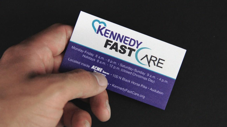 hospital marketing materials magnet
