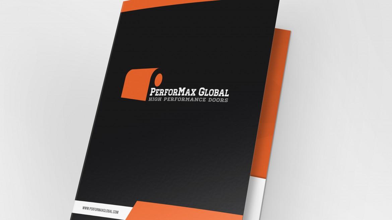 Performax folder cover